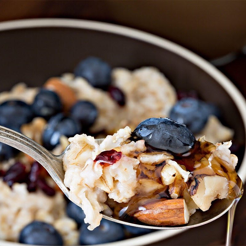 Supercharge your oatmeal by adding nuts amp seeds to increasehellip
