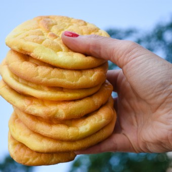 3-Ingredient Cloud Bread