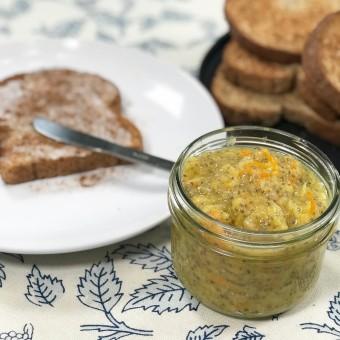 Aldi Chia Marmalade w/ Cinnamon Toast