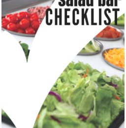 Salad Bar Checklist