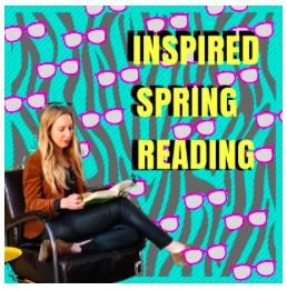 Inspired Spring Reading