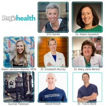 All-New People Magazine Health Squad
