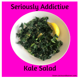 Seriously Addictive Kale Salad