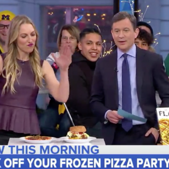 Best Frozen Pizzas (Good Morning America)