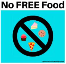No FREE Food Rule