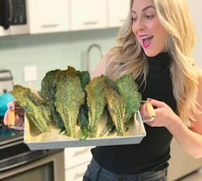 JUMBO Kale Chips